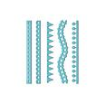 5 Decorative Borders SVG Set 1