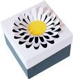Pop Out Daisy Favour Box, SVG, DXF, PDF