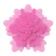 Delicate 3D Flower Topper Embelishment Png Format