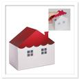 3D House Box SVG, DXF, PDF Files