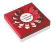 3D Pop Out Flower Message Box, SVG, PDF, DXF Files