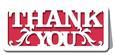 Thank You Card SVG, PDF, DXF Files