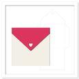 Square Envelope SVG, DXF, PDF