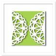 Doily Gate Fold Cut Out Card 4, SVG, DXF, PDF