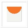 Scalloped Square Envelope SVG, DXF, PDF Files