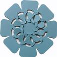 Fold and Tuck Flower SVG Format