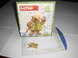 Fishing Wobble Moving Card Kit with Decoupage & Envelope