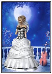 Beautiful Bride Versatile A4 Topper