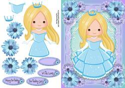 Beautiful Ice Princess