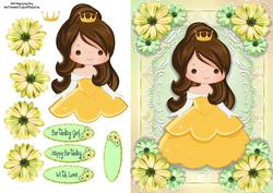Beautiful Golden Queen