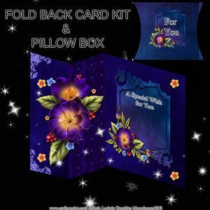 Purple Haze-no Holes Mini Kit Plus Pillow Box