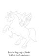 Pegasus Digital Stamp
