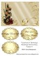 Celebration Birthday/ Wedding/ Anniversary Topper 8