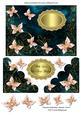 Peaceful Butterflies Stacker Card 3