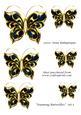 Stunning Butterflies Set 5