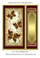 Double Panel Card with Butterflies 1