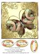 Princess Butterfly Various Occasions Large Topper 4