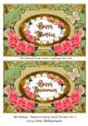 Birthday/ Anniversary Card Fronts Set 3