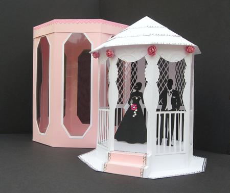 3D Wedding Gazebo - GSD