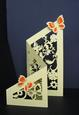 Tri-fold Floral & Butterfly Cut-out Card-GSD for Robo/cameo