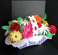 Flower Basket - GSD