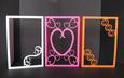 Set of 3 Card Templates - Studio