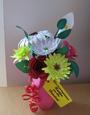 Flower Arrangement in Vase - Studio Ready