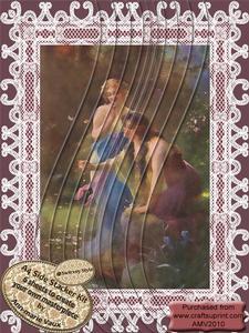 Woodland Nymphs A4 Swirvey Side Stacker Kit