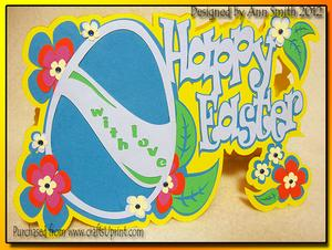 Card Templates Easter