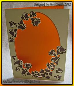 Card Templates Flowers