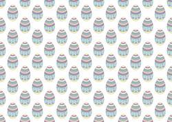 Easter Egg Backing Paper