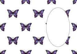 Butterfly Fantasy Insert 2