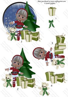 Santas Little Helpers 1
