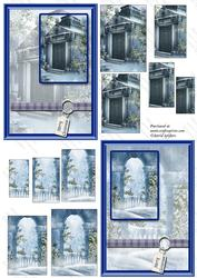 Dreaming of a White Christmas 2, with Cardfronts