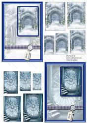 Dreaming of a White Christmas 5, with Cardfronts