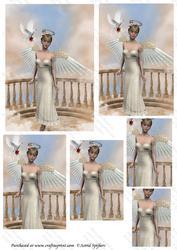 Mystical Ladies 002