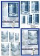 Dreaming of a White Christmas 3, with Cardfronts