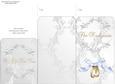 Money Envelope Wedding Rings Pale Lavender Bow