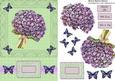 A Posy of Violets