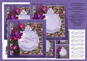 Anniversary Roses Mini Kit