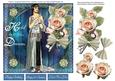 Hold Onto Your Dreams Card Topper & Decoupage