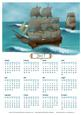 2017 Calendar Ships Quick and Easy