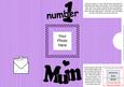 Add a Photo Number 1 Mum with Easy Fold Frame