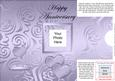 Add a Photo Anniversary Card with Easy Fold Frame