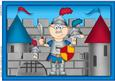 A4 Bert's Castle Card Topper