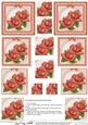 Just Roses Pyramage Sheet