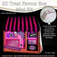 3D Little Gadgets Shop Treat or Favour Box Mini Kit