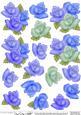 Roses 3D Decoupage Designs