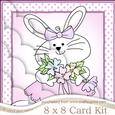 8 x 8 Little Bunny Kit with Scalloped Corners