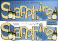 Large Dl Mam & Dad Sapphire Anniversary 3D Decoupage